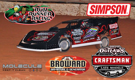 Rum Runner Racing Will Rejoin the Outlaws with Joey Coulter in 2017